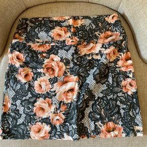 Charlotte Russe mini skirt!